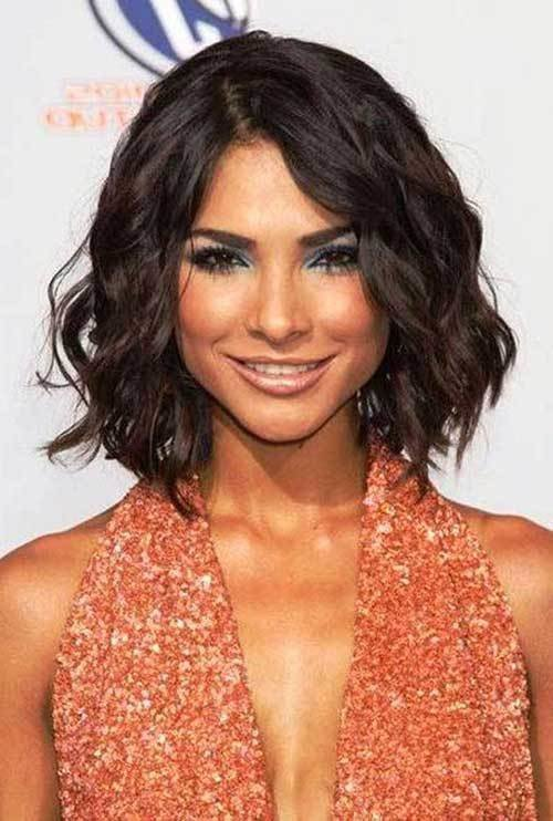 The Best 15 Short Haircuts For Thick Wavy Hair Short Hairstyles Pictures