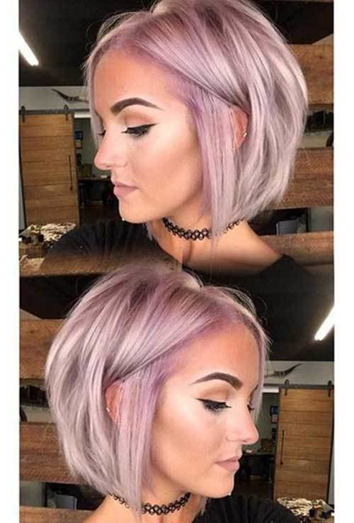 The Best 15 Cute Hairdos For Short Hair Short Hairstyles 2017 2018 Most Popular Short Hairstyles Pictures
