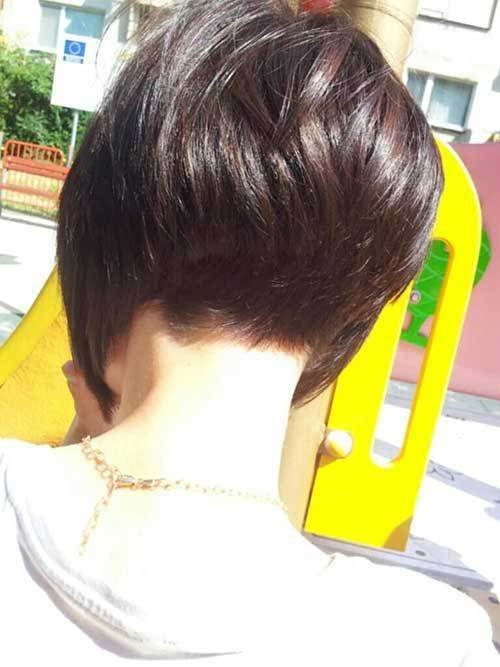 The Best 15 Stacked Bob Haircuts Short Hairstyles 2017 2018 Most Popular Short Hairstyles For 2017 Pictures