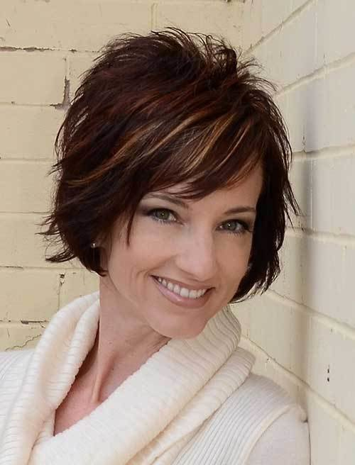 The Best 20 Short Hair For Women Over 40 Short Hairstyles 2017 Pictures