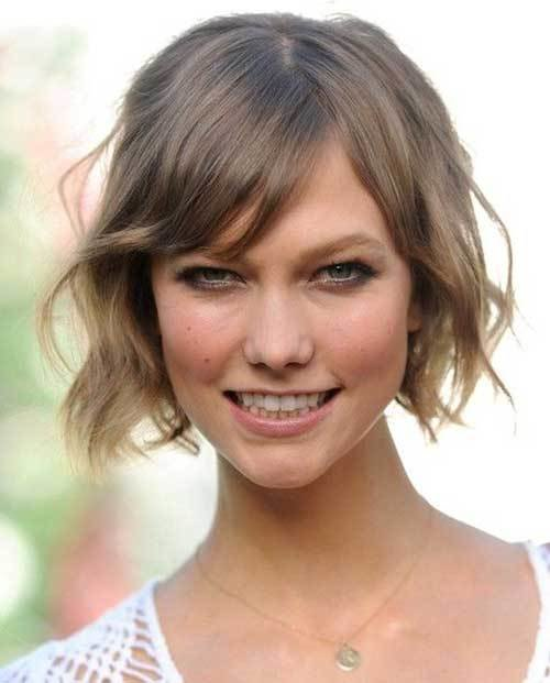 The Best 10 Short Hairstyles For Thin Wavy Hair Short Hairstyles Pictures