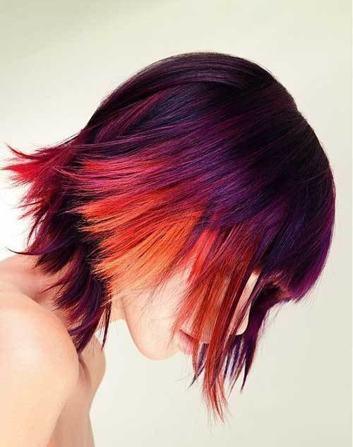 The Best 15 Cool Funky Short Hair Styles Short Hairstyles 2018 2019 Most Popular Short Hairstyles Pictures