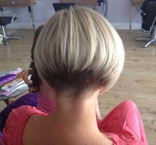 The Best Popular Short Stacked Haircuts You Will Love Short Pictures