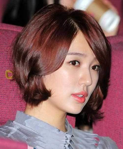 The Best 20 Short Haircuts For Asian Women Short Hairstyles 2018 Pictures