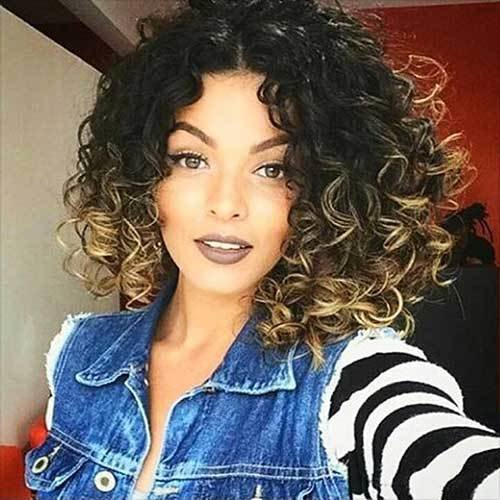 The Best 25 Super Short Haircuts For Curly Hair Short Hairstyles Pictures