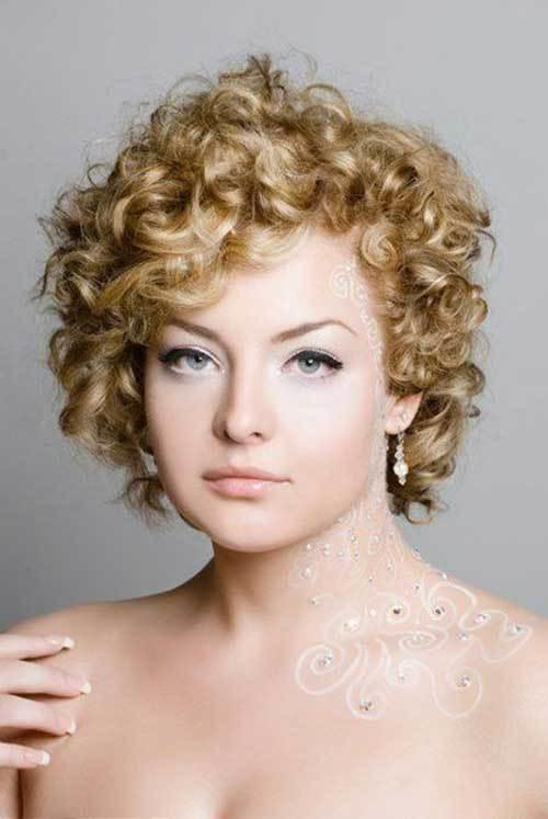 The Best 20 Cute Short Haircuts For Curly Hair Short Hairstyles Pictures