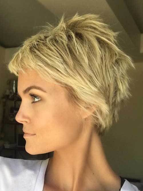 The Best 15 Must See Choppy Short Haircuts Crazyforus Pictures