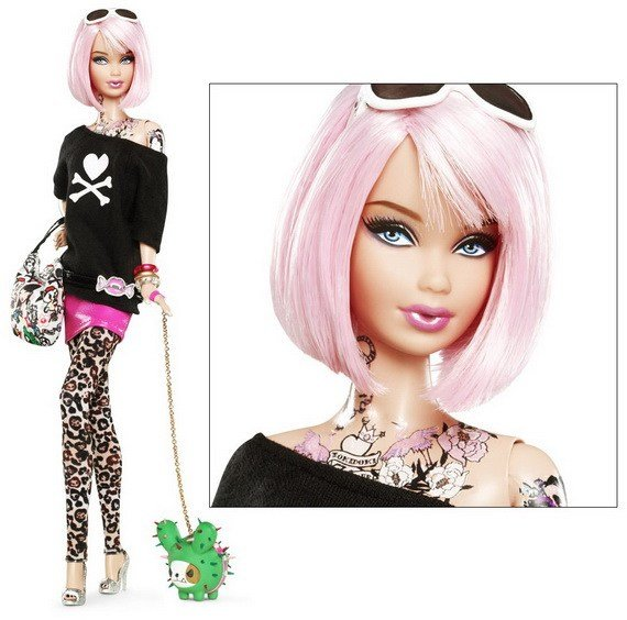 The Best Barbie Hairstyles For Girls Pictures