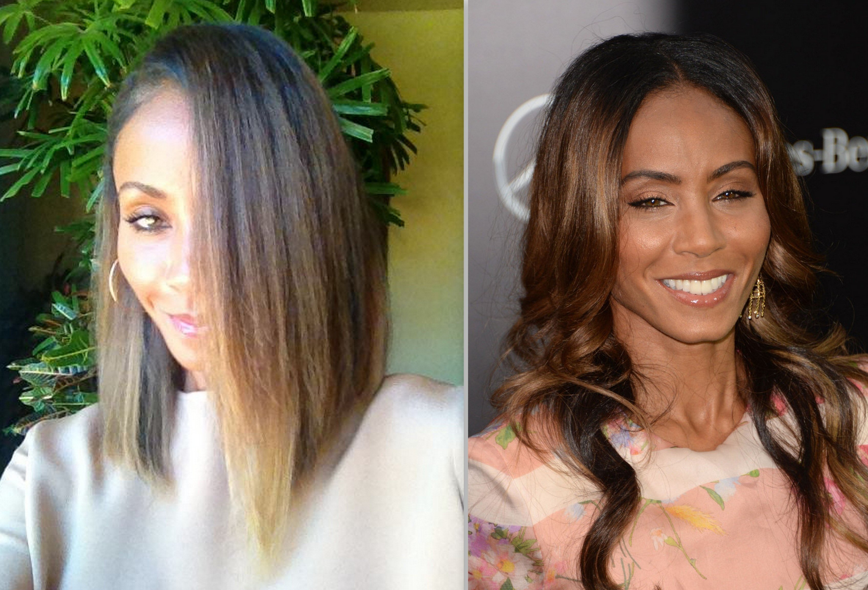The Best Jada Pinkett Smith Lops Off Her Long Hair Stylish Eve Pictures