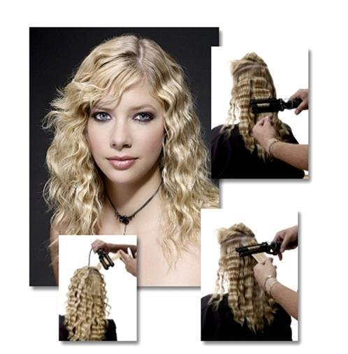 The Best How To Use A Triple Barrel Waver Pictures