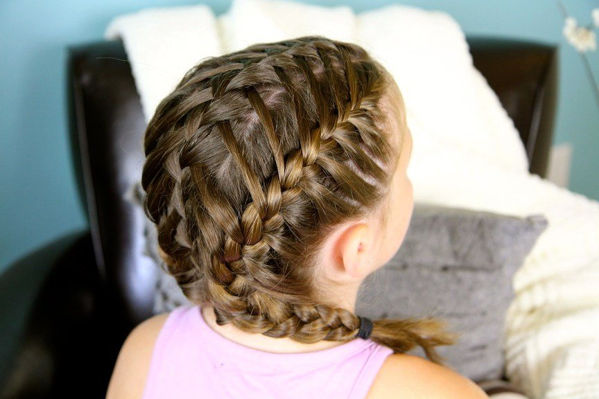 The Best French Braids Cute Girls Hairstyles Page 3 Pictures