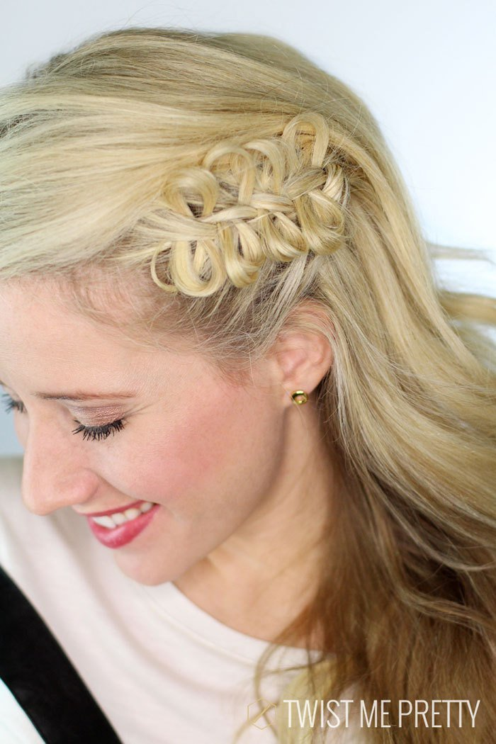 The Best Hunger Games Bow Braid *D*Lt Twist Me Pretty Pictures