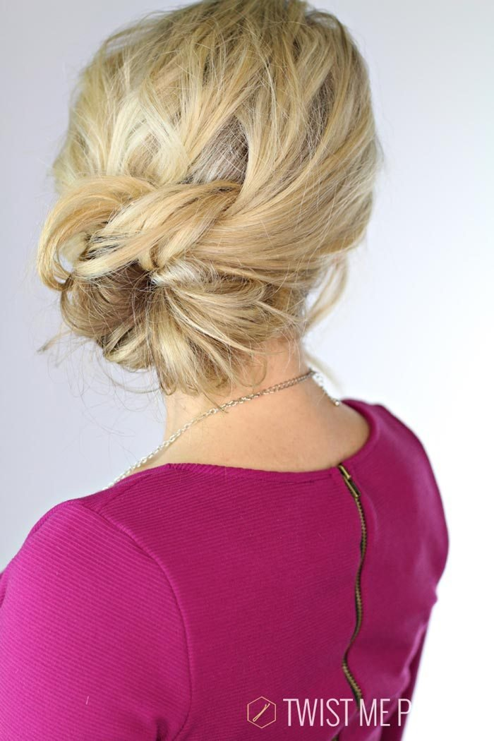 The Best 9 Holiday Hairstyles Twist Me Pretty Pictures