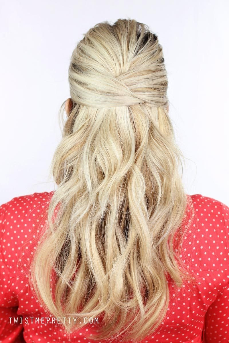 The Best 3 Easy Summer Hairstyles Twist Me Pretty Pictures