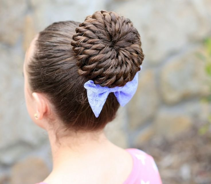 The Best 38 Super Cute Little Girl Hairstyles For Wedding Deer Pearl Flowers Pictures