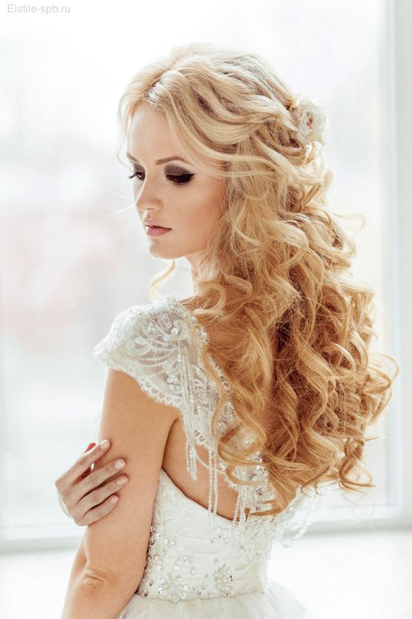 The Best Top 20 Down Wedding Hairstyles For Long Hair Deer Pearl Pictures