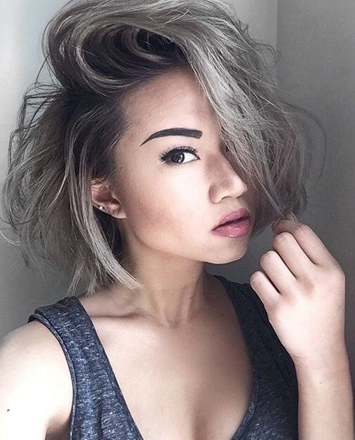 The Best 15 Short Grey Hair Styles Short Hairstyles Haircuts 2018 2019 Pictures