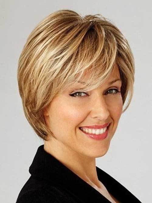 The Best 20 Short Haircuts For Oval Face Short Hairstyles Haircuts 2018 Pictures