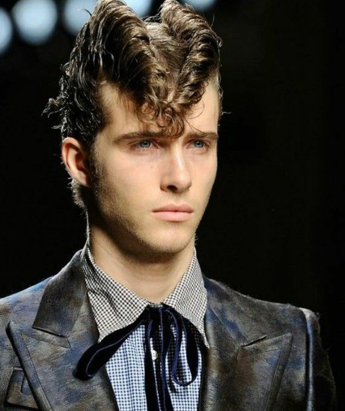 The Best 66 Rockabilly Hairstyles – The Trendy Combination Of Retro Pictures