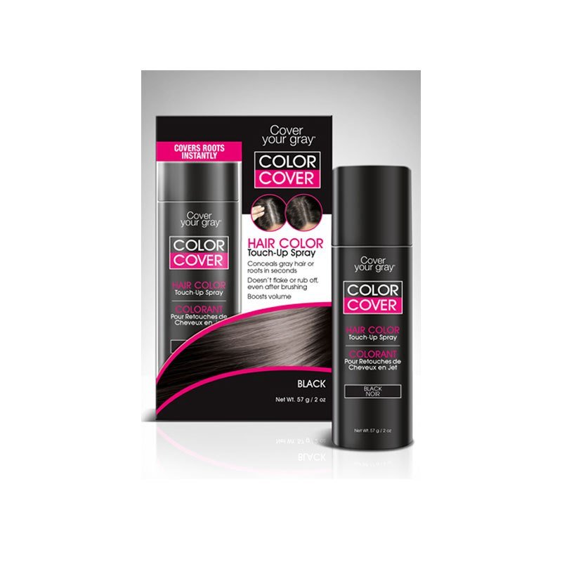 The Best Cover Your Gray Cyg00261 Hair Color Touch Up Spray Dark Pictures