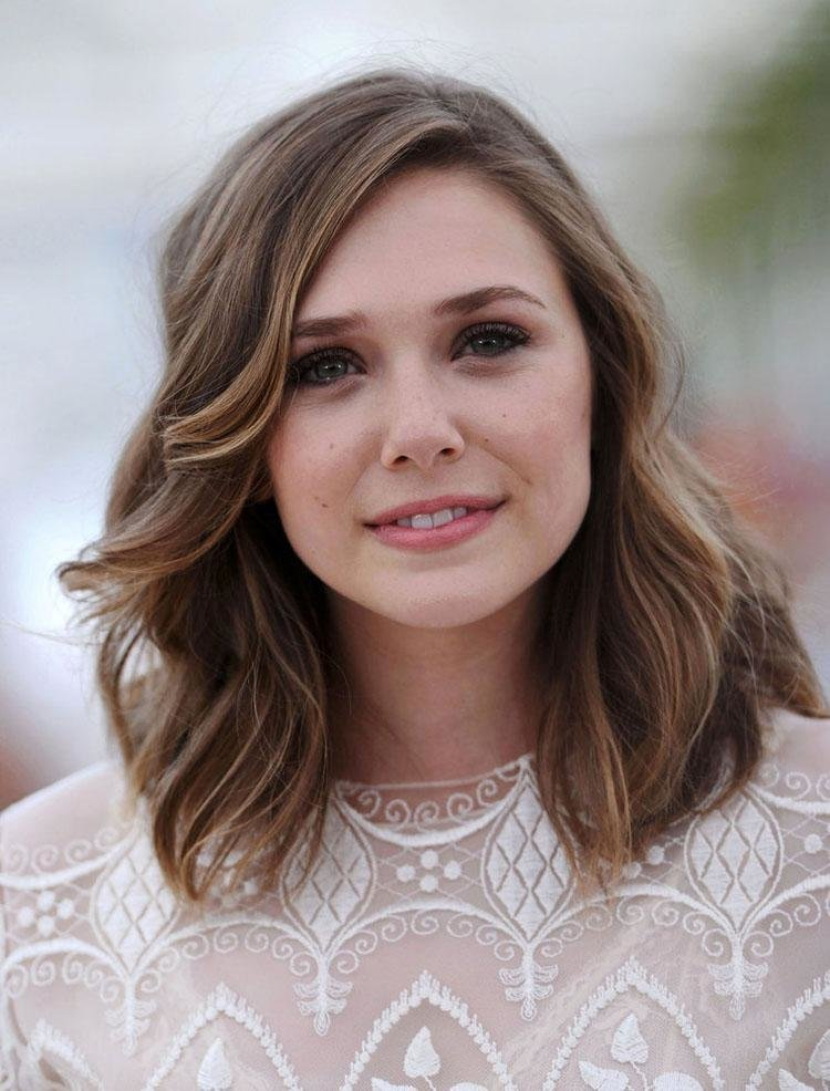 The Best 25 Beautiful Medium Length Haircuts For Round Faces Pictures