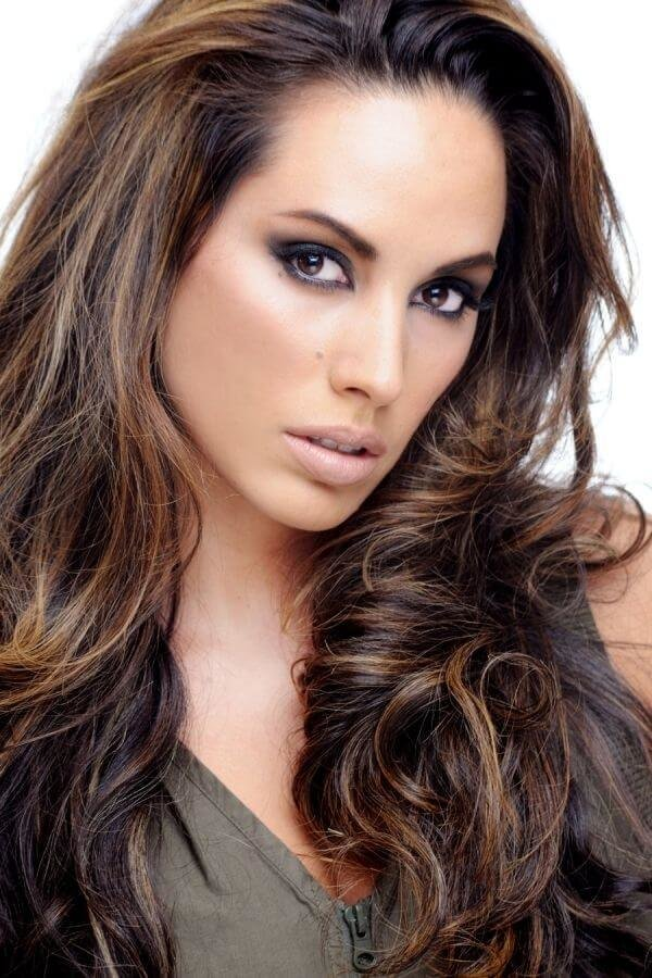The Best Choosing Hair Color For Brown Eyes Pictures