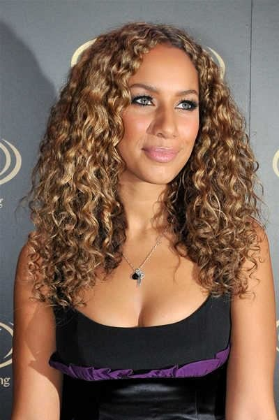 The Best Spiral Perm Hairstyles Pictures