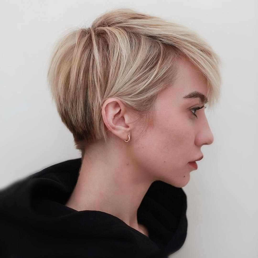 The Best 60 Short Hairstyles For Women 2019 » Hairstyle Samples Pictures