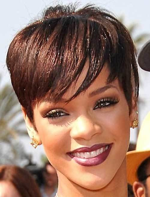 The Best Latest Short Haircuts For Black Women Hairstyle For Pictures