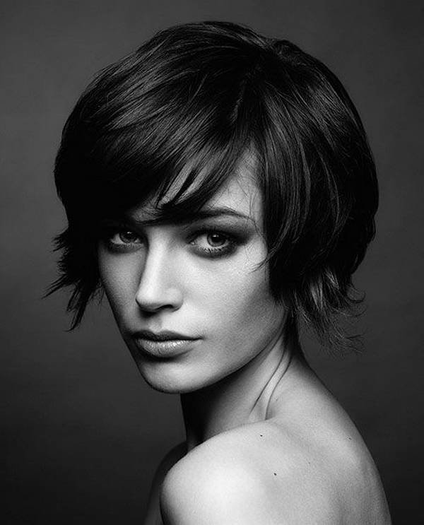The Best Short Hairstyles For Thick Hair Oval Face Old Generation Pictures