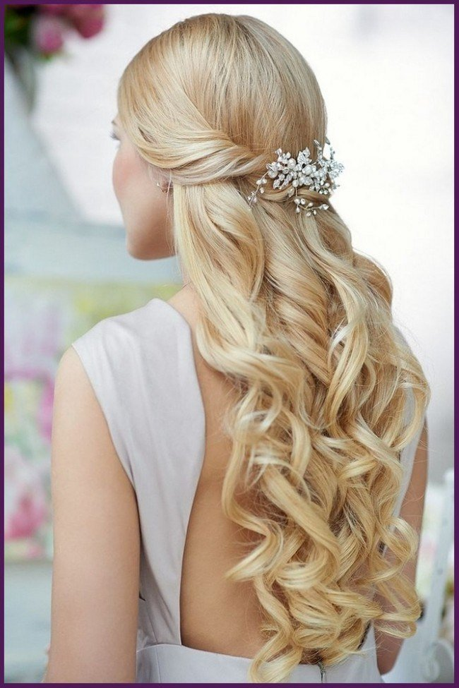 The Best Wedding Hairstyles For Medium Length Hair Pictures