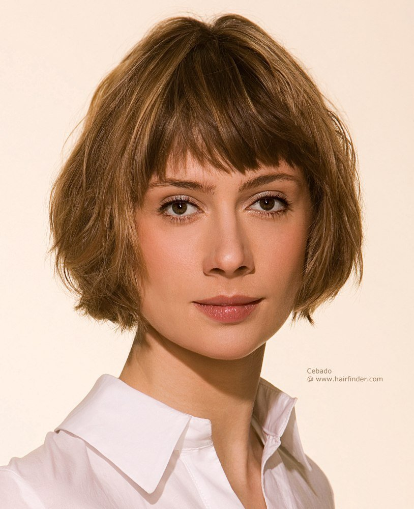 The Best Easy To Style Cheek Level Bob Haircut Pictures