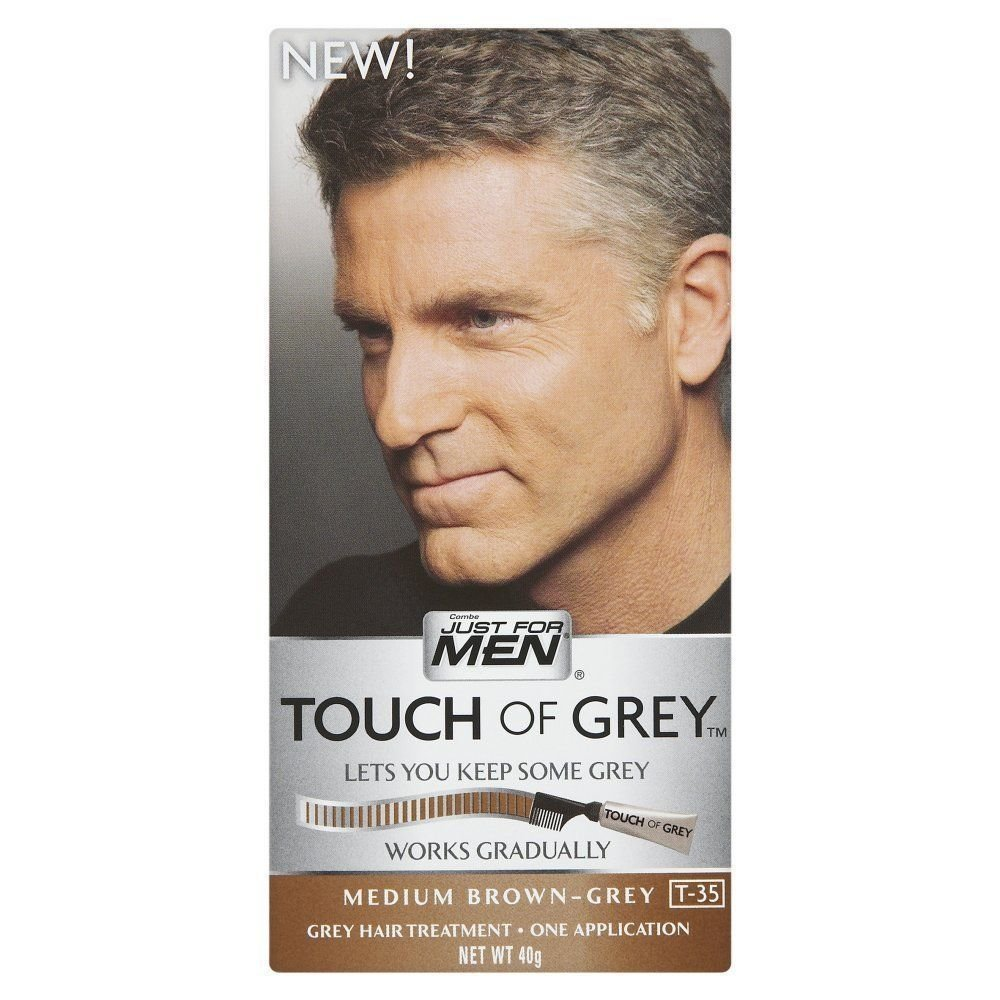 The Best Just For Men Shampoo Touch Of Grey Hair Colour Dye Ebay Pictures