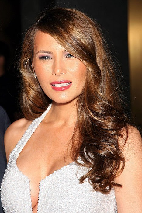 The Best A Look At Melania Trump S Best Hairstyles To Date Photo 4 Pictures