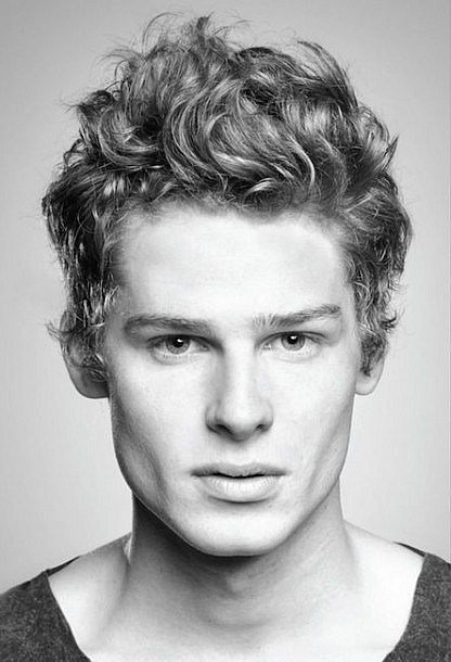 The Best Men's Medium Wavy Hairstyle Inspiration High Styley Pictures