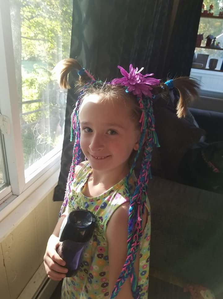The Best 40 Fabulous Girl Halloween Hair Ideas To Try This Halloween Pictures