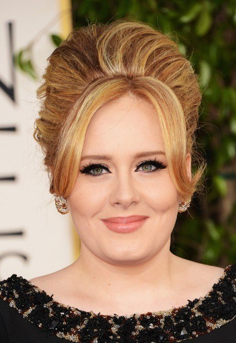 The Best Adele Hairstyles 2013 Literally Darling Pictures