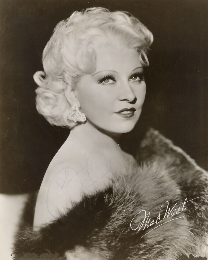 The Best 1930S Style Icon Mae West 1930 S Hairstyles Zimbio Pictures