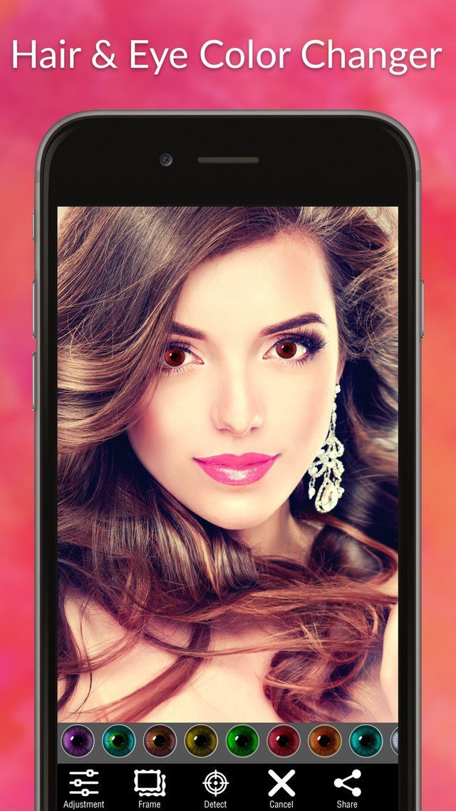 The Best App Shopper Hair Color Changer Eye Color Changer Pictures