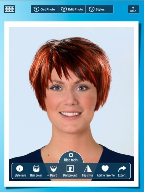 The Best Hairstyle Pro Try On Hair Styles Men And Women On The Pictures
