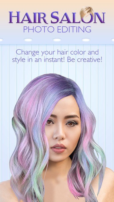 The Best Hair Salon Photo Editing Makeover Studio Color Changer Pictures