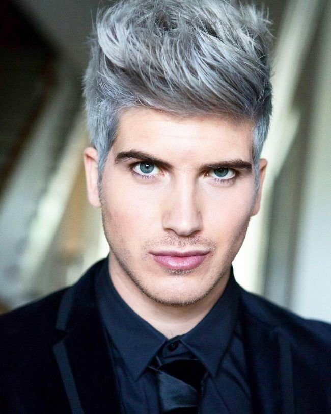 The Best Best 10 Platinum Blonde Hair For Men How To Dye Bleach Pictures