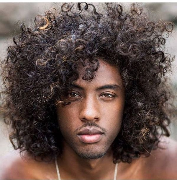 The Best Black Guys With Long Hair Best Hairstyles For Black Men Pictures