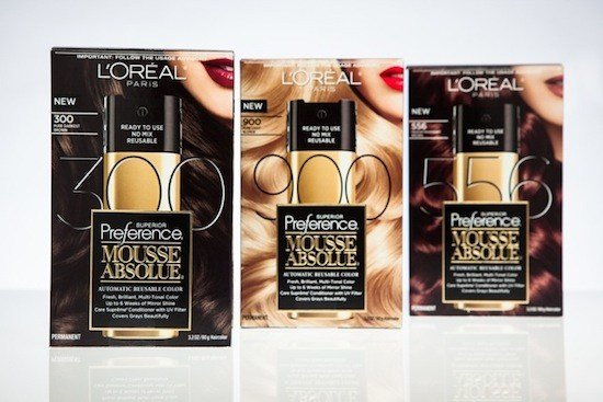 The Best Review Ingredients L Oreal Superior Preference Mousse Pictures