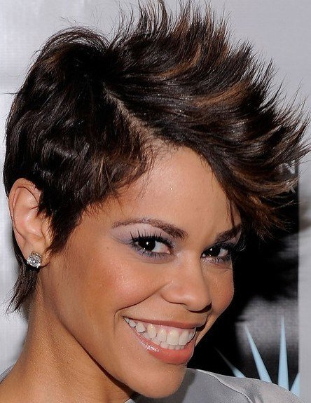 The Best Best Mohawk Hairstyles For Black Women Find The Best Pictures