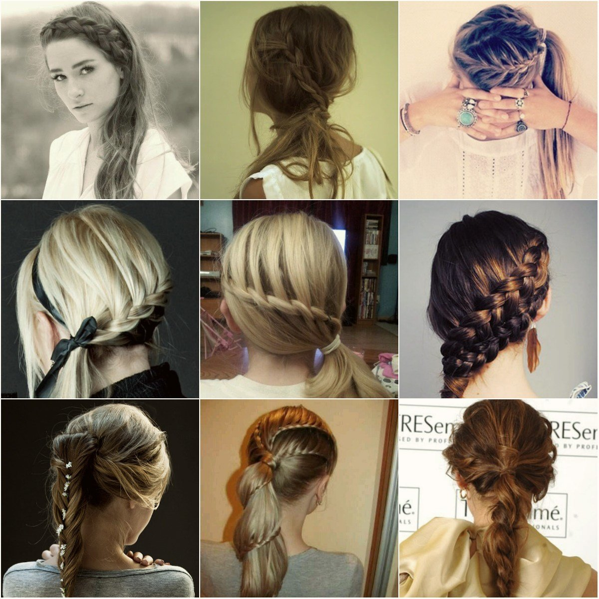 The Best Wavy And Ponytail Prom Hairstyles Archives Vpfashion Pictures