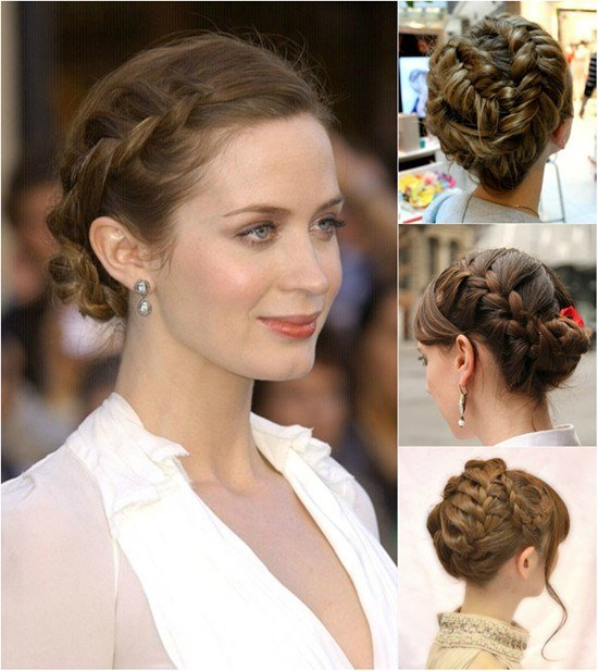 The Best 10 Minutes To Style Holiday Hairstyles With 18 Inch Hair Pictures