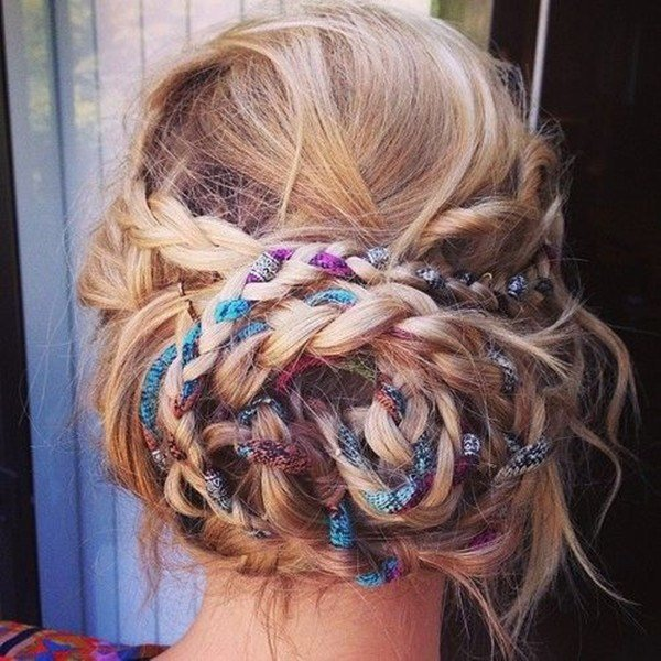 The Best 10 Boho Hairstyles Inspire You 2015 Summer Vpfashion Pictures