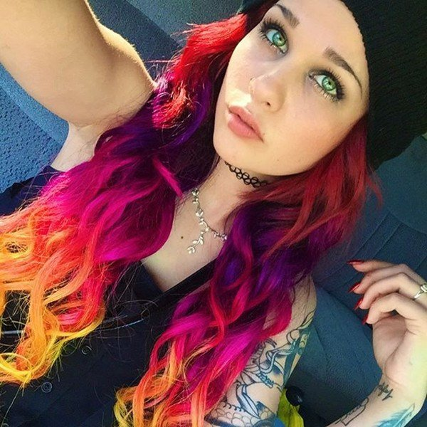 The Best Red Hair Extensions Vpfashion Pictures