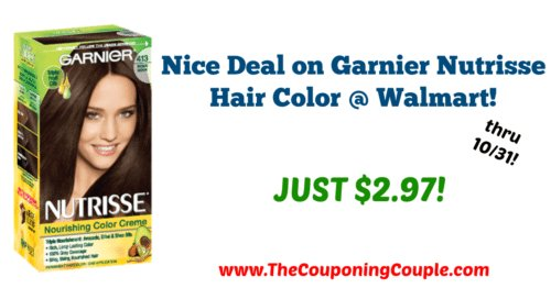 The Best Nice Deal On Garnier Nutrisse Hair Color Walmart Pictures